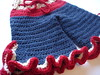 Crocheted Wool Capris (Large) **2 Day Auction**