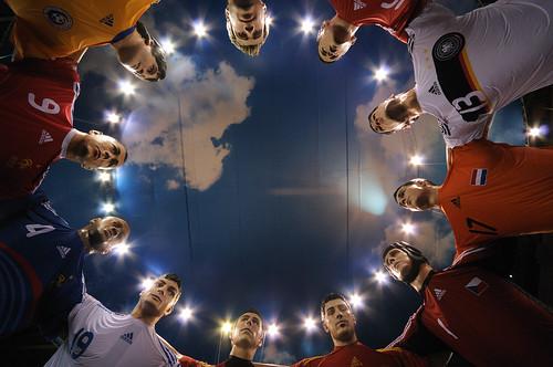 UEFA halo por Toni_V.