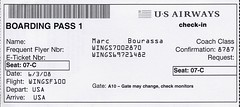 """Scam - """"Boarding Pass"""""""