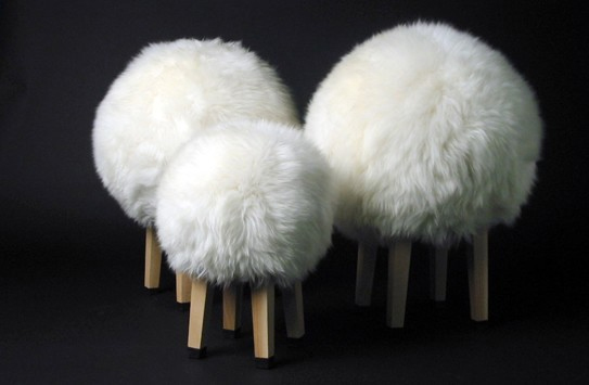 sheep stools