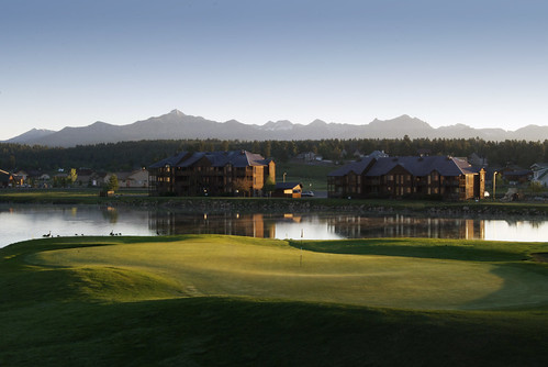 Pagosa Springs, Colorado golf course