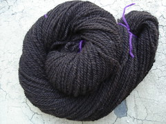 Khalu finished yarn