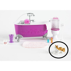 BarbieBathtub