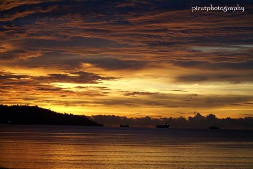 Tanjung Lipat Sunset 1st