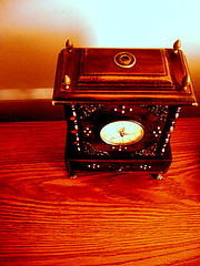 Clocks. (Hannah B. Photography) Tags: life clock hands time desk fast surface numbers second minutes chime ticktock