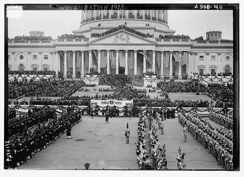 Inauguration, 1913 (LOC)