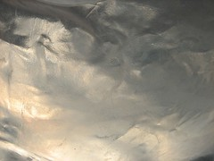vesi tekee minut hulluksi 20080619_0460 (vaula) Tags: light summer reflection texture water suomi finland grey background gray surface plastic cc creativecommons canister valo