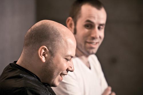 Mogwai: Stuart Braithwaite & Dominic Aitchison