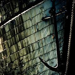 Impressions Marine [1] (Christine Lebrasseur) Tags: street blue france detail art 6x6 water canon boat marine decay 500x500 bestofr poseidonsdance allrightsreservedchristinelebrasseur