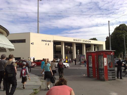 Cohen 2008 - Bislet Stadion