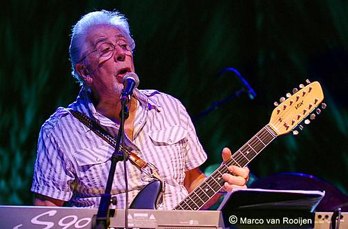 John Mayall and The Bluesbreakers - 6 juli 2008 Effenaar Eindhoven