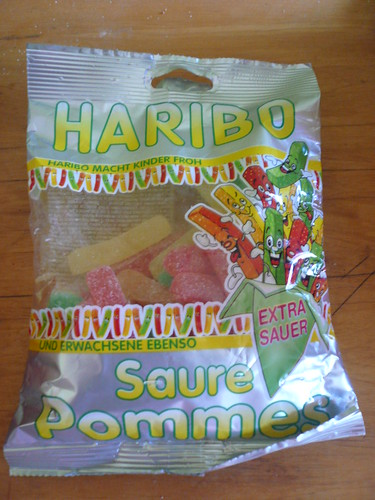Gummi Sour Belgian Fries