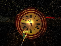 end of time (AlicePopkorn) Tags: photoshop creativity time infinity digitalart center meditation spirituality awareness consciousness timeless manray observer pointzero psycology alicepopkorn