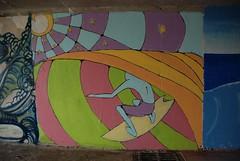 DSC_0882 (Kurt Christensen) Tags: art beach painting mural surf thrust gilgobeach gilgo