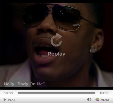 nelly ft ashanti & akon body on me video