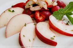Minty Summer Fruit Salad