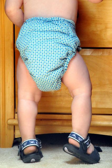 diaper bum
