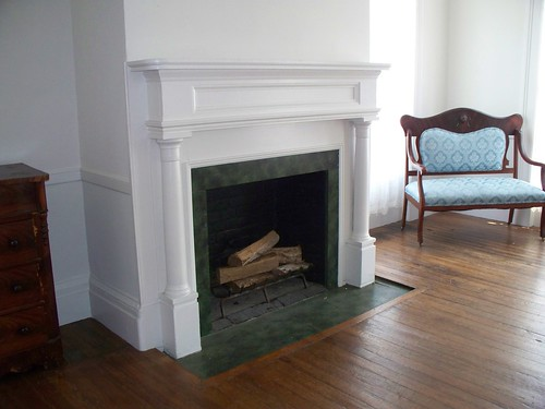 Fireplace in Deepwells