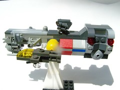Cargo Carrier 03 (Will) Tags: lego microscale