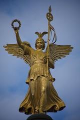 Siegessaeule Statue