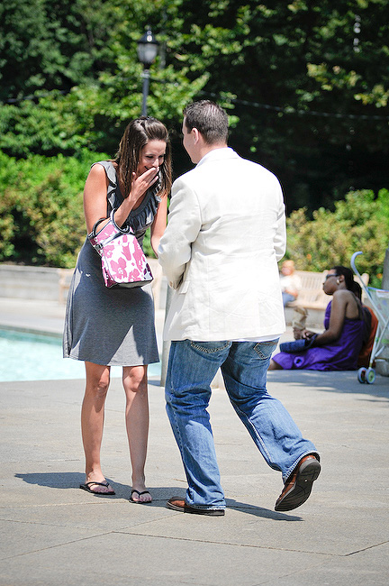 Marriage Proposal Photo