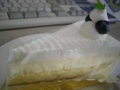 2008年7月 誕生日ケーキ