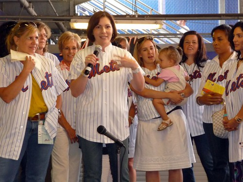 Mets wives
