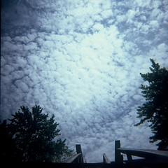 Lomo clouds