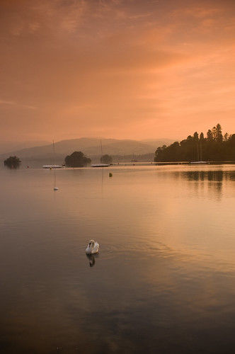Lake Windermere, Early Morning