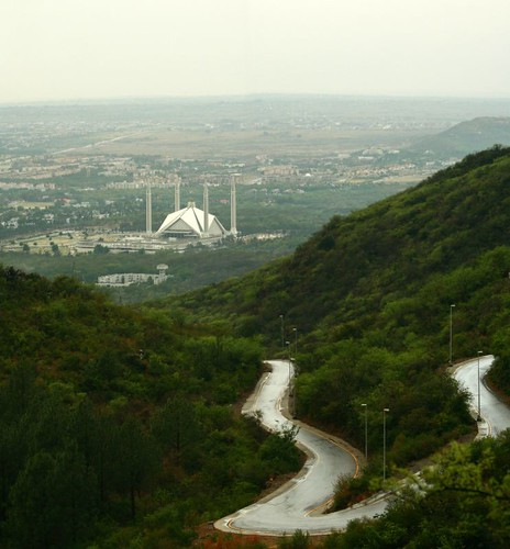 Once was Islamabad