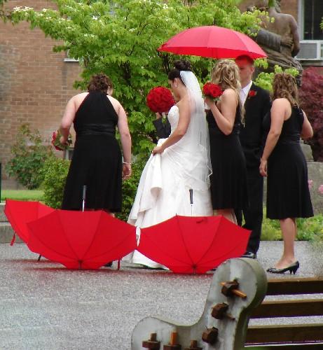 2759246982 c5d017bd6b o Baú de ideias: Casamento vermelho e branco