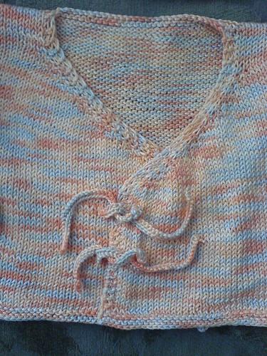 Baby Kimono Detail