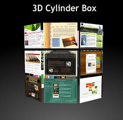 Flashmo: Free Download 3d cylinder box