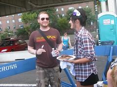 saturday (rena5) Tags: party music food newyork bike saturday theislands newyorkmagazine highbrowbbq