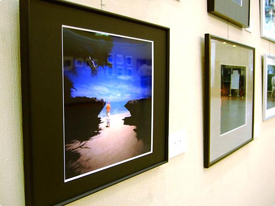 針穴写真展2008