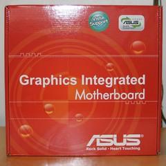 Asus M2NBP-VM CSM motherboard