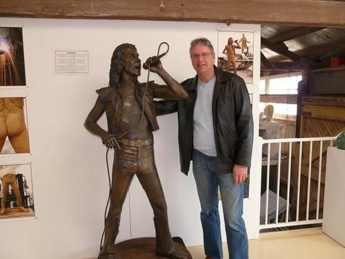 Paul with Bon