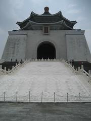IMG_0195 (klavierkairen) Tags: memorial taiwan taipei 台灣 台北 cks 中正紀念堂 中正公園 台灣民主公園 台灣民主紀念管