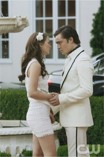 gossip girl white party