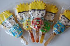 Naruto Cookies