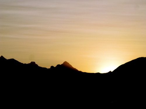 Lo, The Dawn Breaks