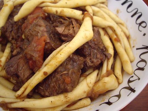 Homemade Sugo di Carne
