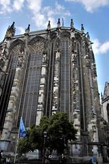 Aquisgrn - bside (Xver) Tags: germany deutschland dom catedral aachen alemania abside aquisgran nikond40