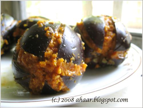 eggplant -raw