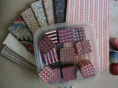 Fabric & canes