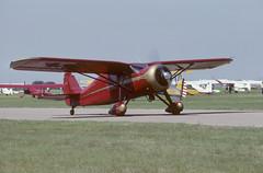 1939 Fairchild 24W-9 (twm1340) Tags: texas tx airshow jacobs 1985 fairchild denton 1939 eaa shakeyjake 24w9 24w9 r7557 r7557