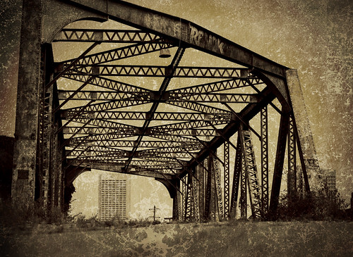 The Bridge textured
