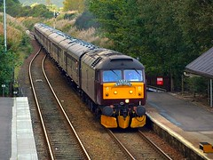 Trains in Scotland 47854