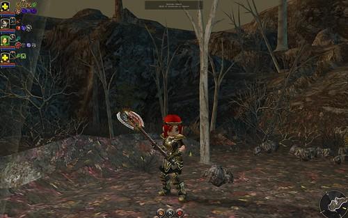 Sentinel Armour, StoneCleaver (cm)