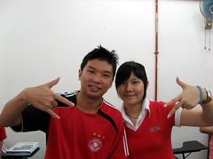 Me & Yu Lee